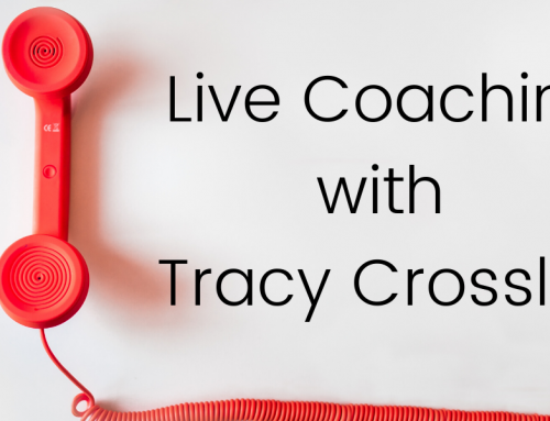 #442 – Live Coaching with Tracy Crossley